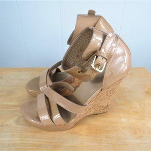 Stuart Weitzman Shoes Wedge Heel Size 7 1/2 M